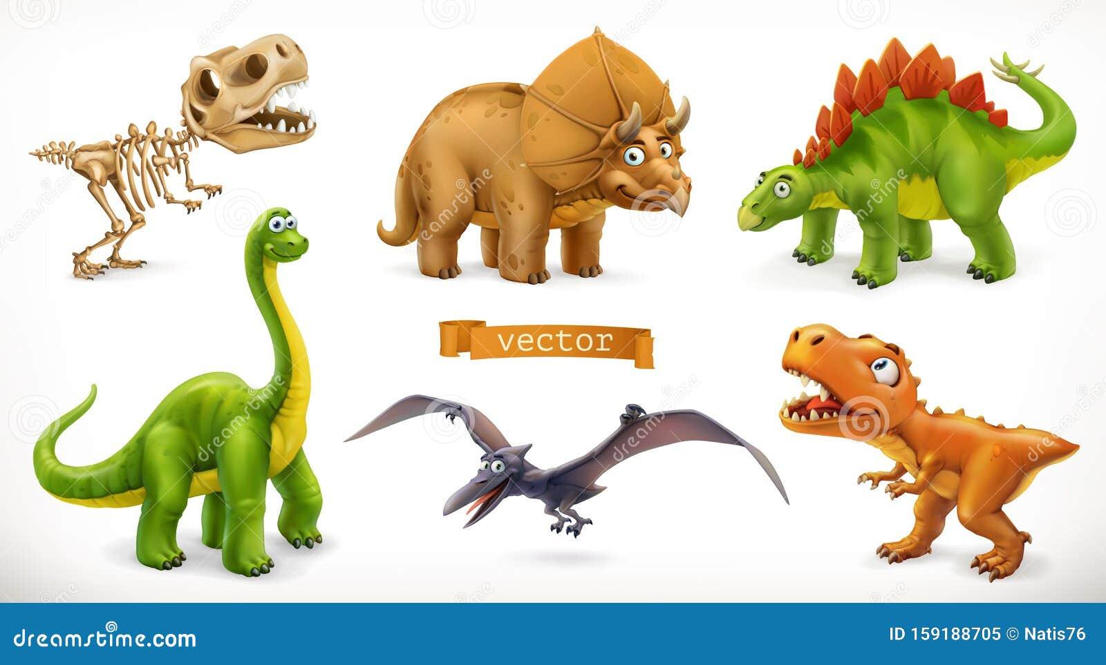Caricatura De Dinosaurios Brachiosauro Pteroda Ctilo Tirannosauro Rex Esqueleto De Dinosaurio Triceratops Estegosauro Graci Ilustracion Del Vector Ilustracion De Dinosaurio Esqueleto 159188705 Los dinosaurios de juguete son nuestra pasión, comienza tu colección con un dinosaurio schleich elige el tuyo en nuestra selección de dinosaurios de juguete de marketlace, y adentrarte en un. caricatura de dinosaurios brachiosauro