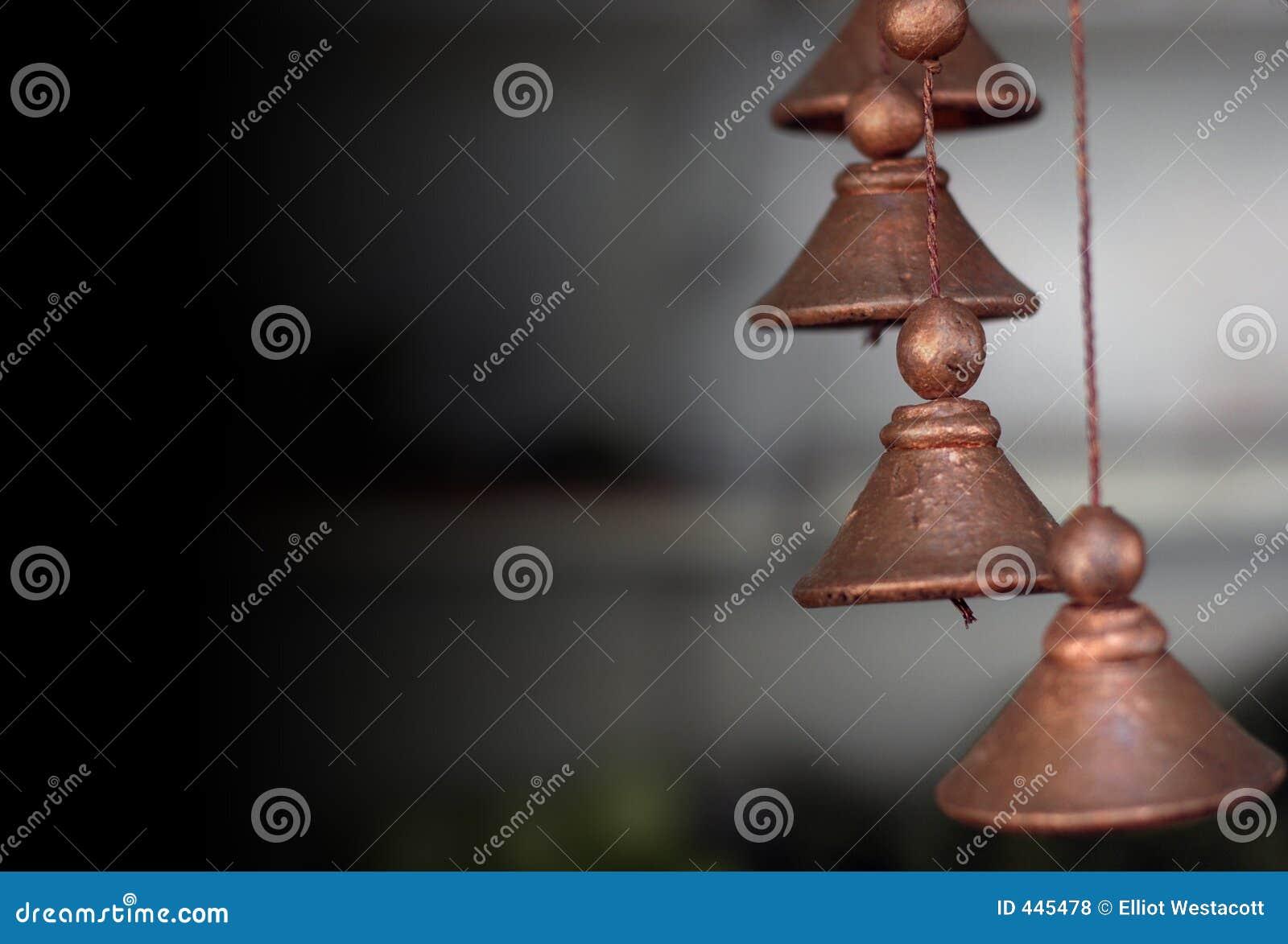 Carillones de viento