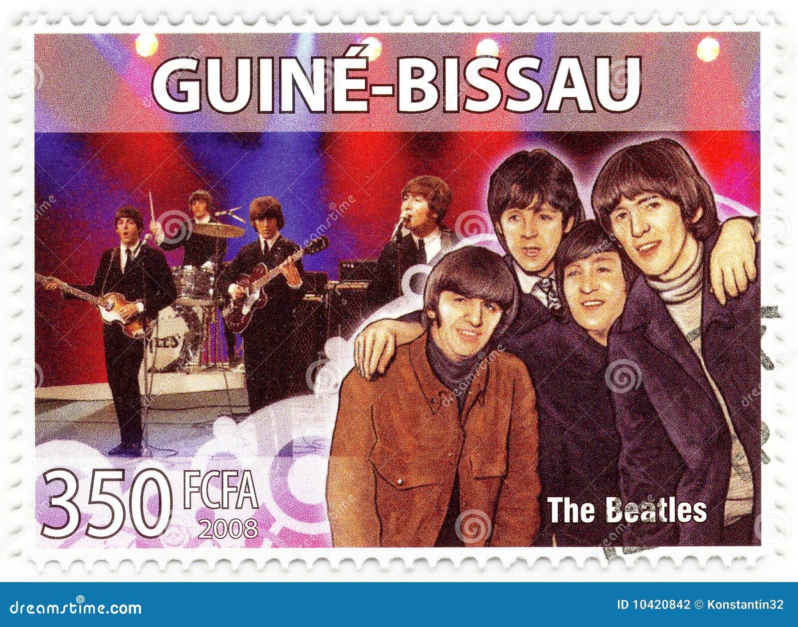 Carimbe o Beatles