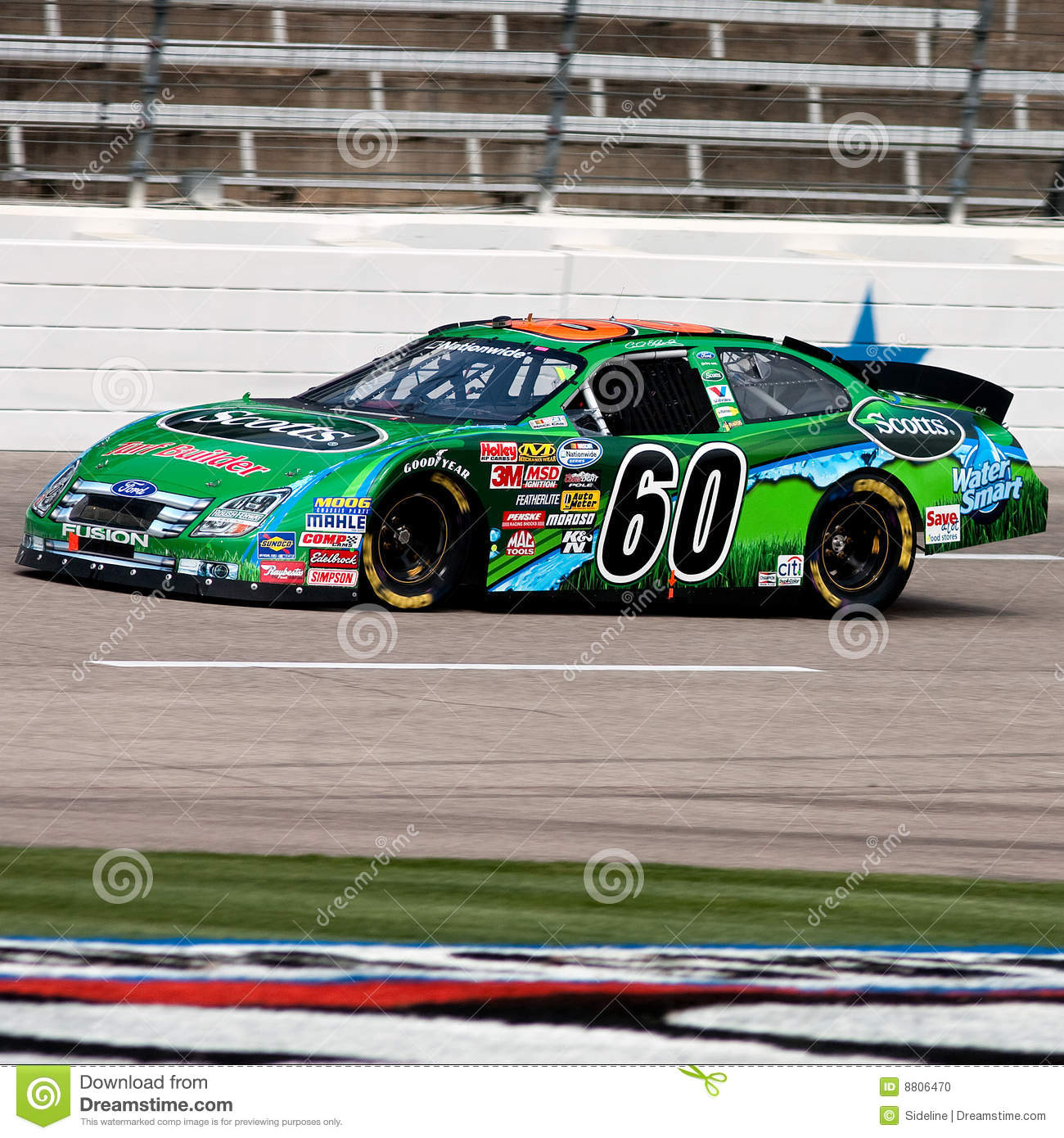 Carl Edwards Editorial Image Image 8806470
