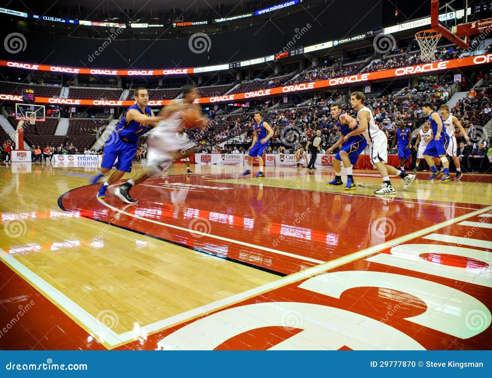 Men s CIS Basketball Finals