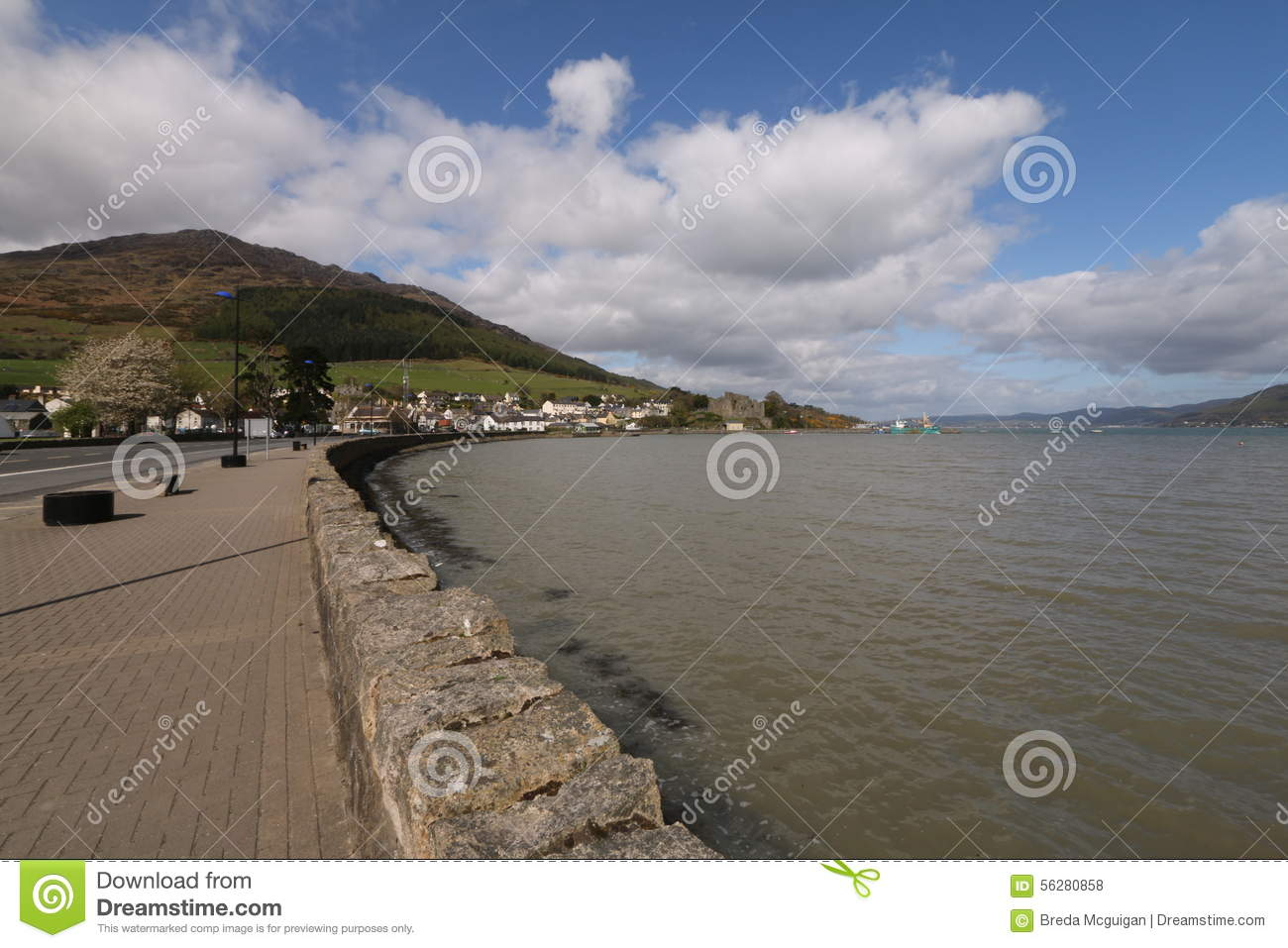 Carlingford-Lough, Co Louth, Irland