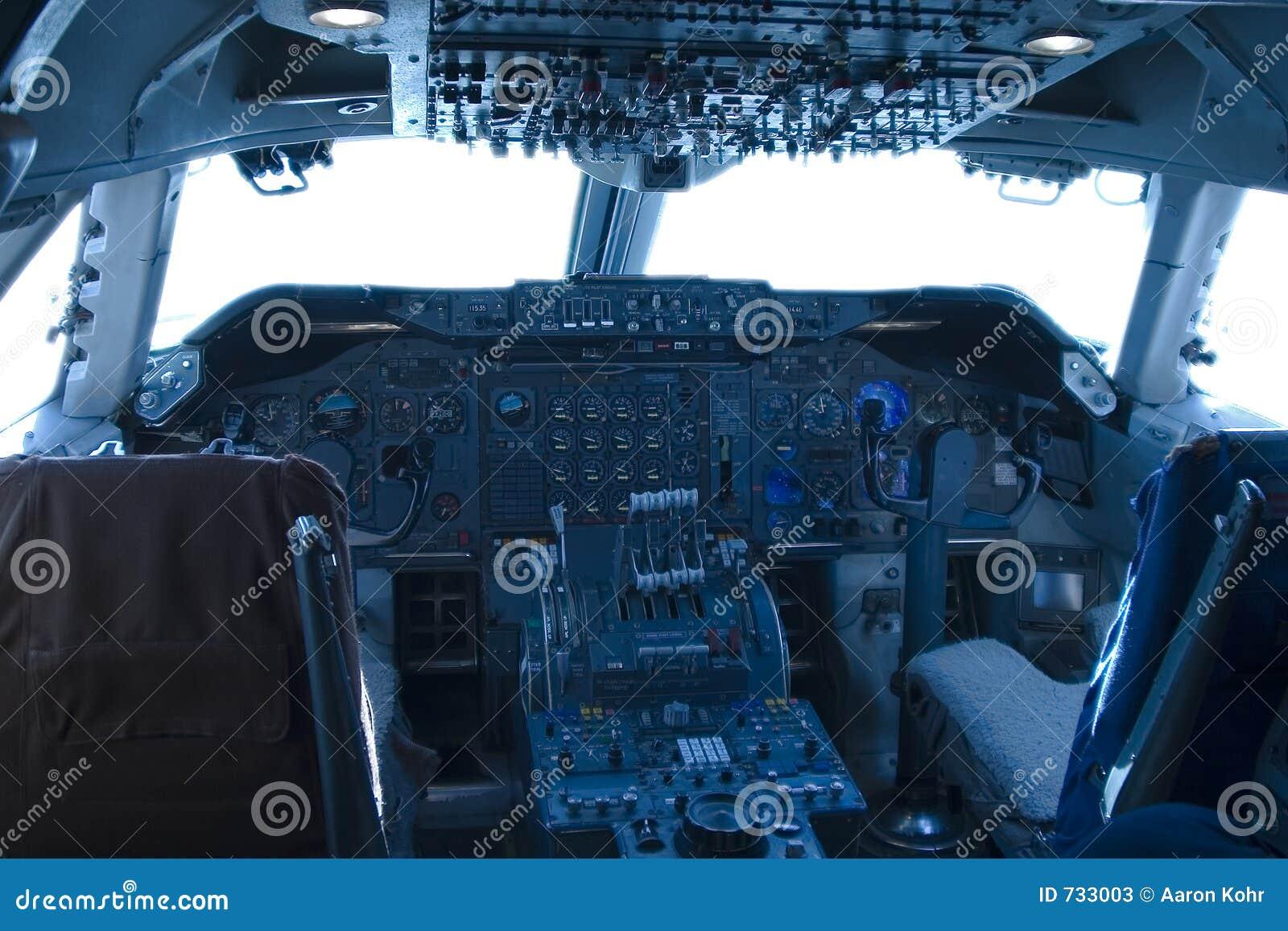 Carlingue 747