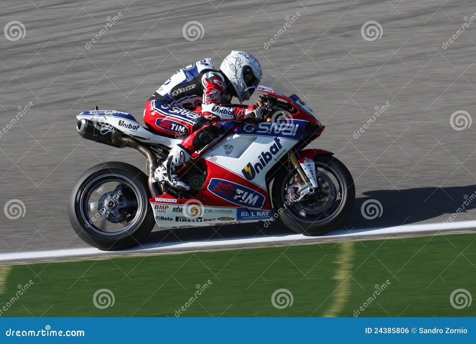 Carlos Checa - Ducati 1098R - Althea Racing