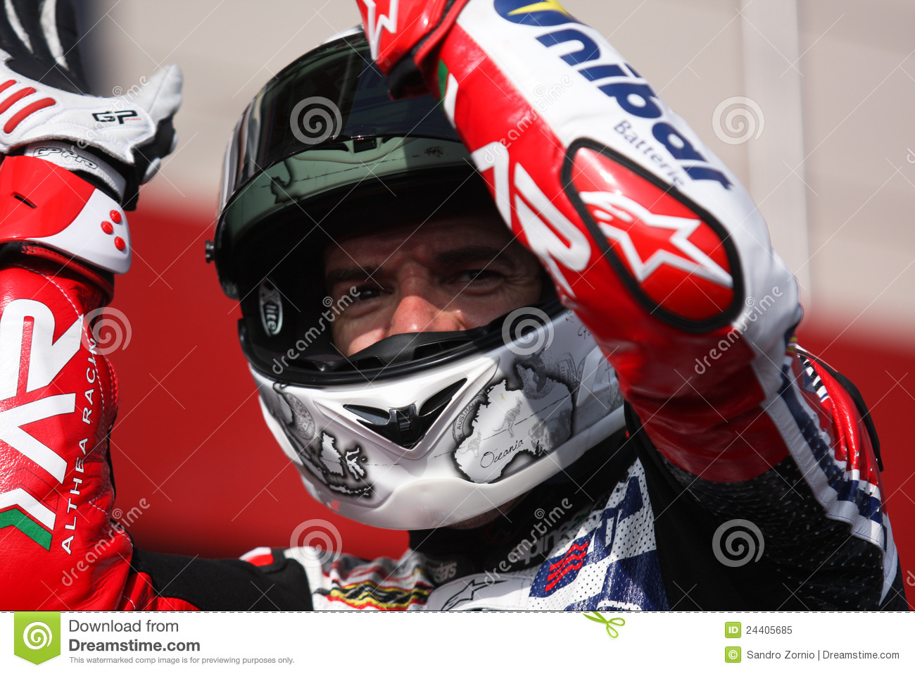 Carlos Checa - Ducati 1098R - Althea Racing