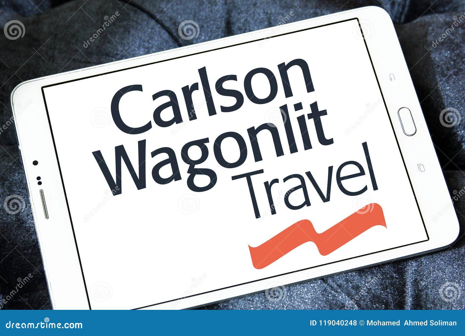 carlson wagonlit travel agency logo