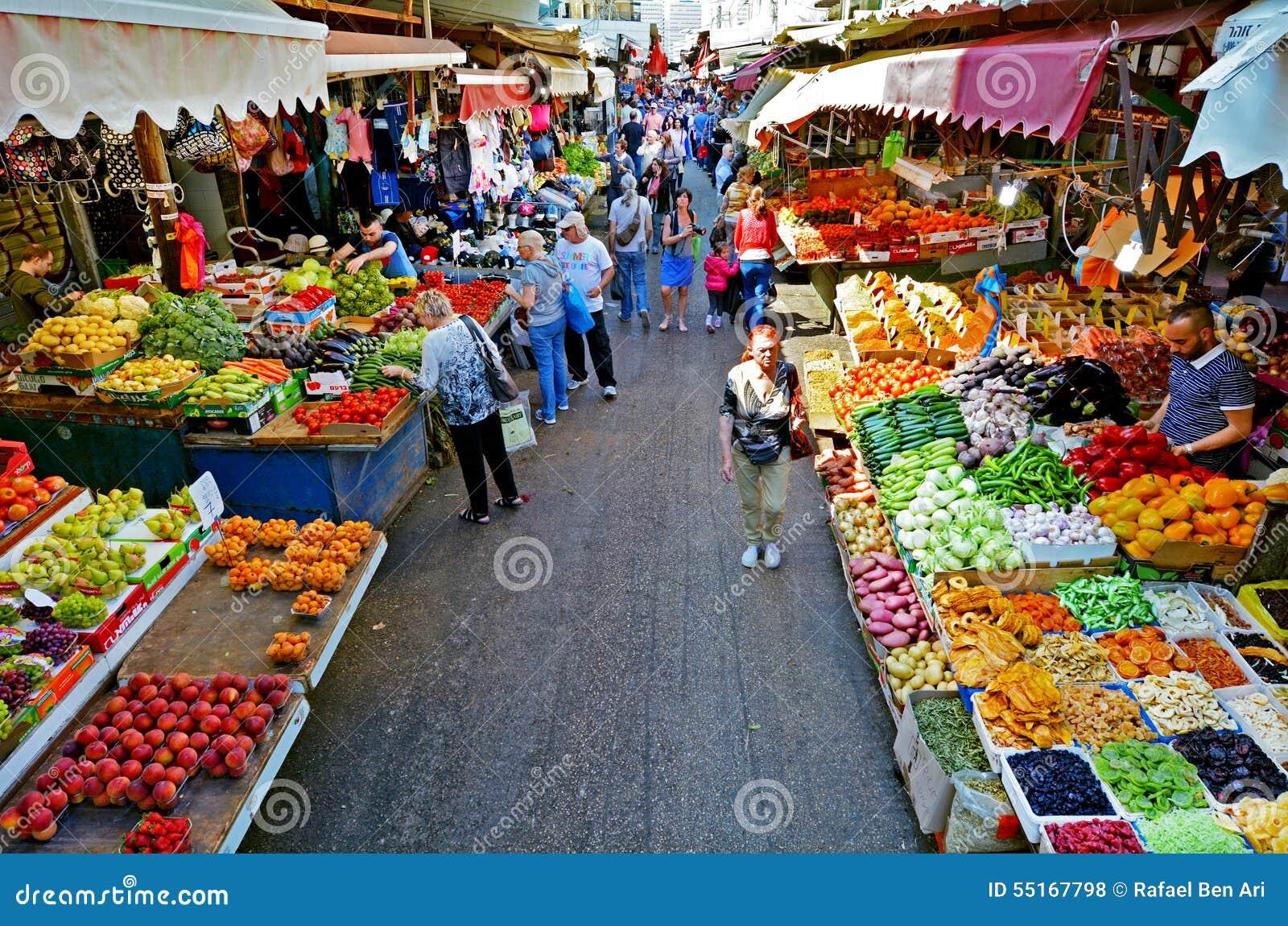 Best Street Food Tel Aviv