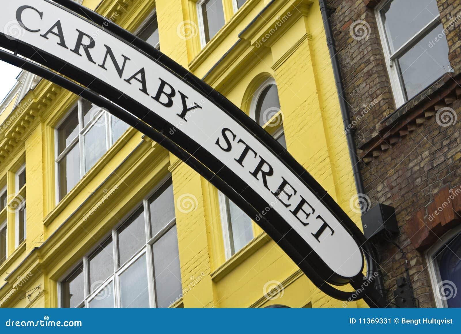 Carnaby街道