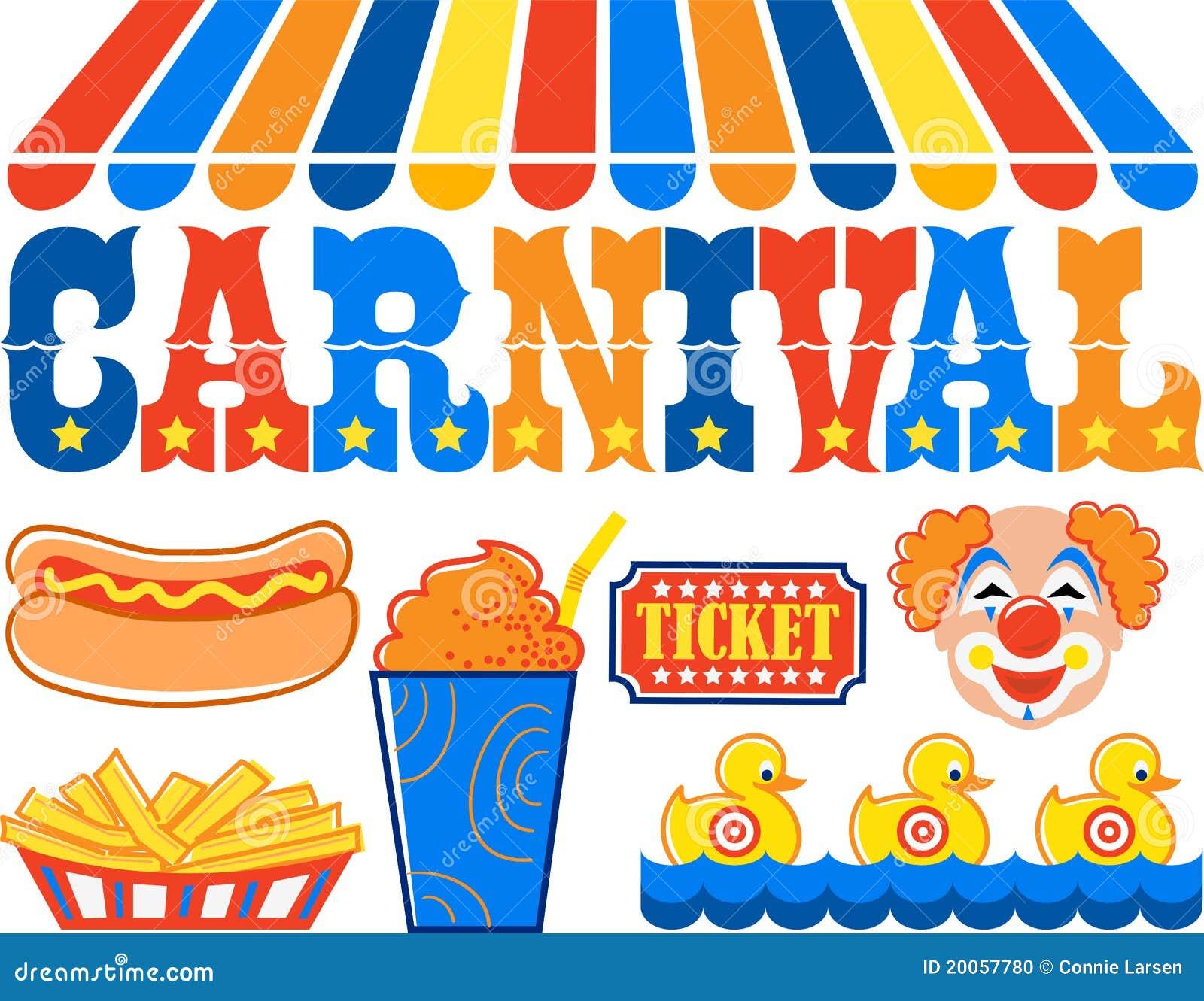 Carnaval Clipart/eps