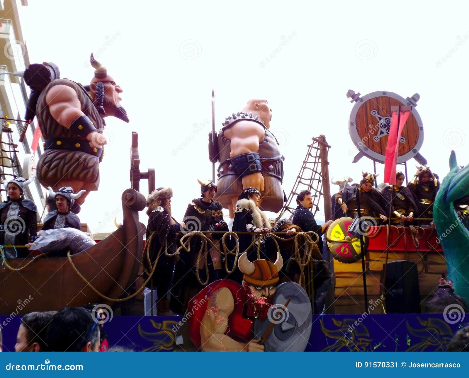 Carnaval de Cadiz 2017 andalusia spain