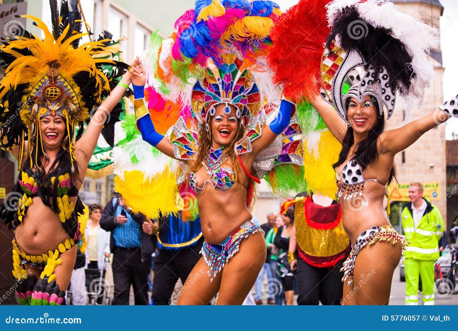 Carnaval De Samba Dans Cobourg 5 Photographie éditorial ...
