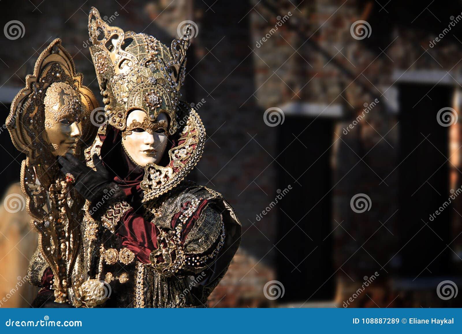 Carnaval 2016 de Venecia