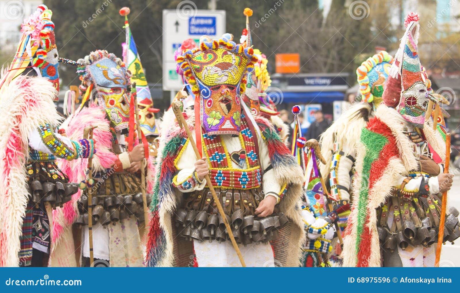 Carnaval en Varna