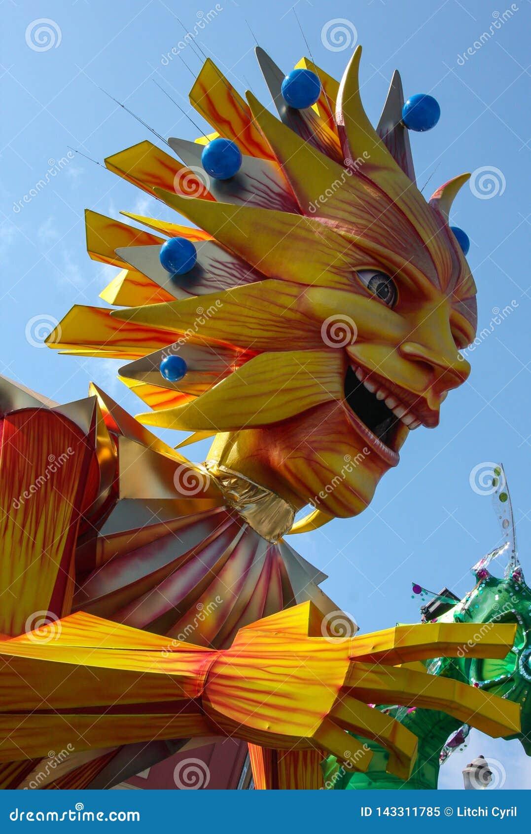 Carnaval francés de Niza