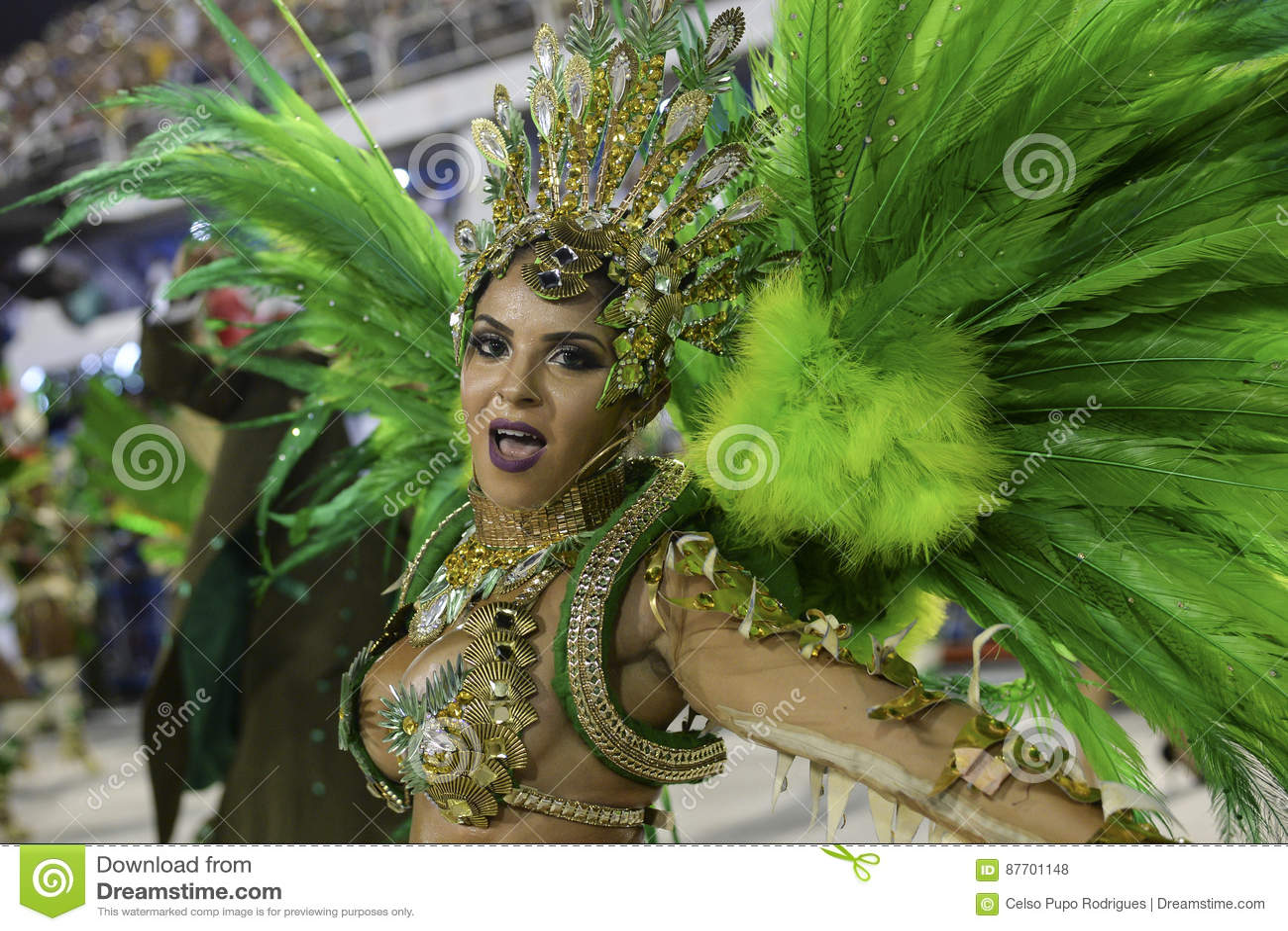 Carnaval 2017 - Imperio Serrano