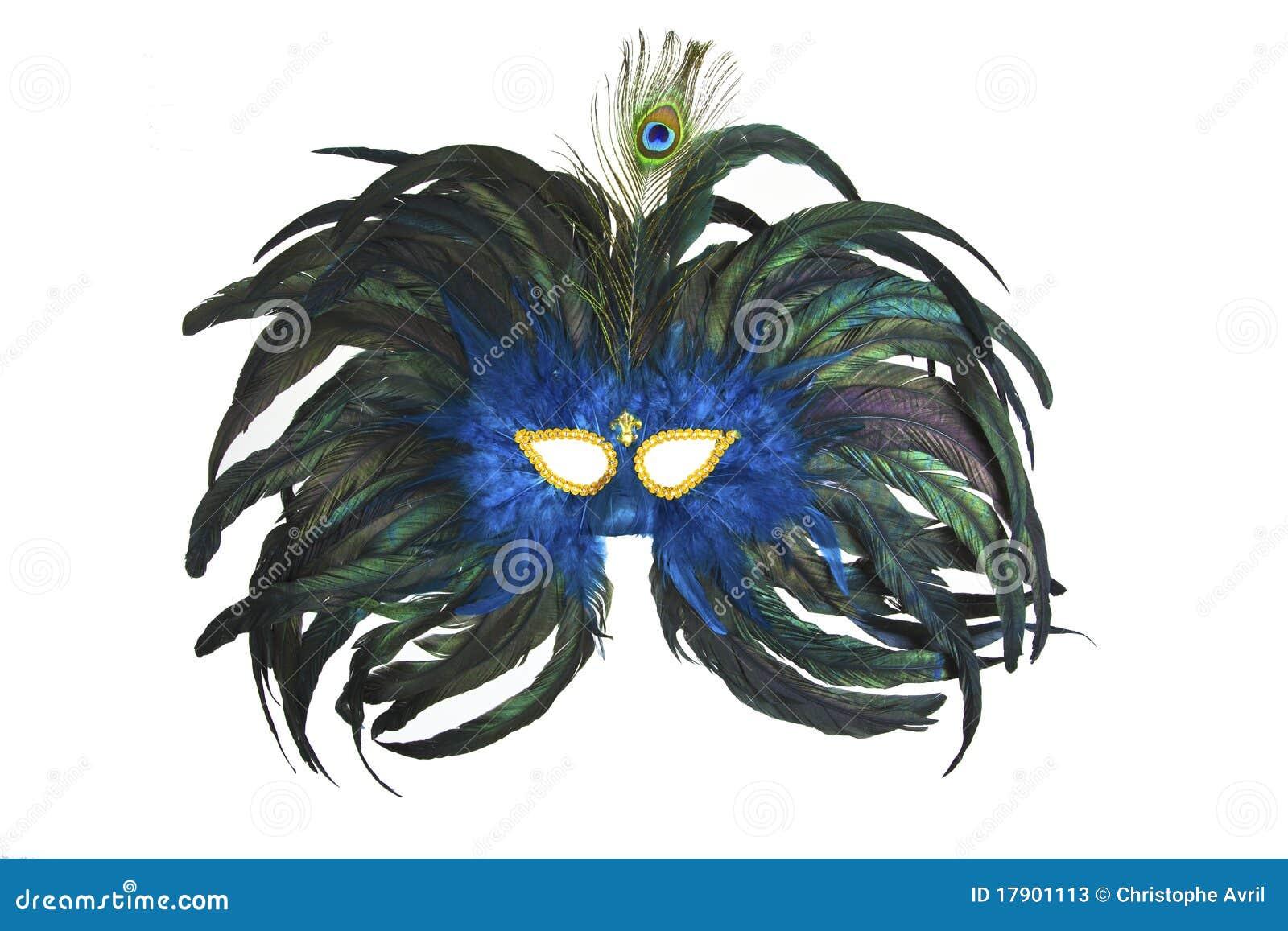 Carnaval maska
