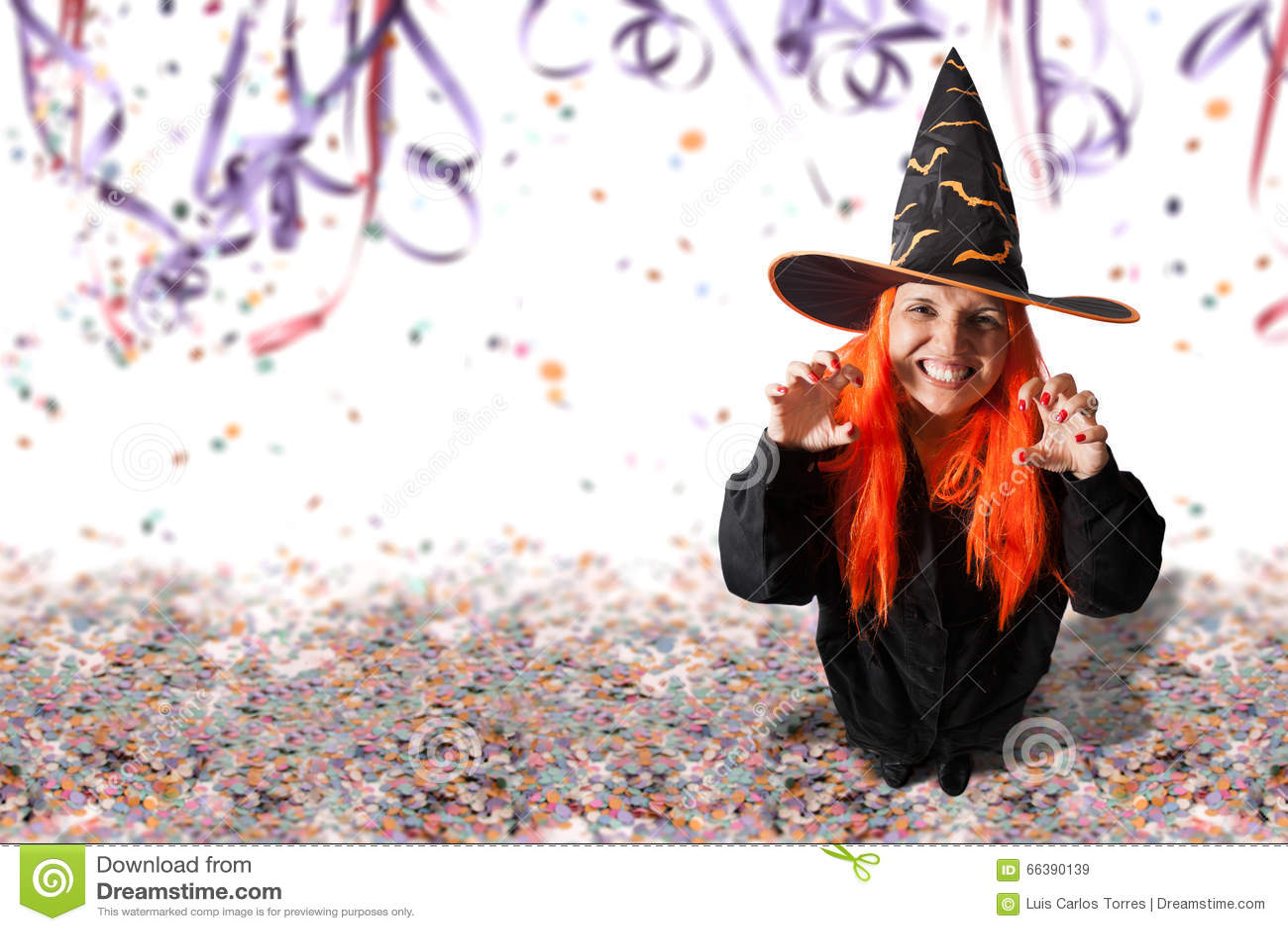 Carnaval ou Dia das Bruxas