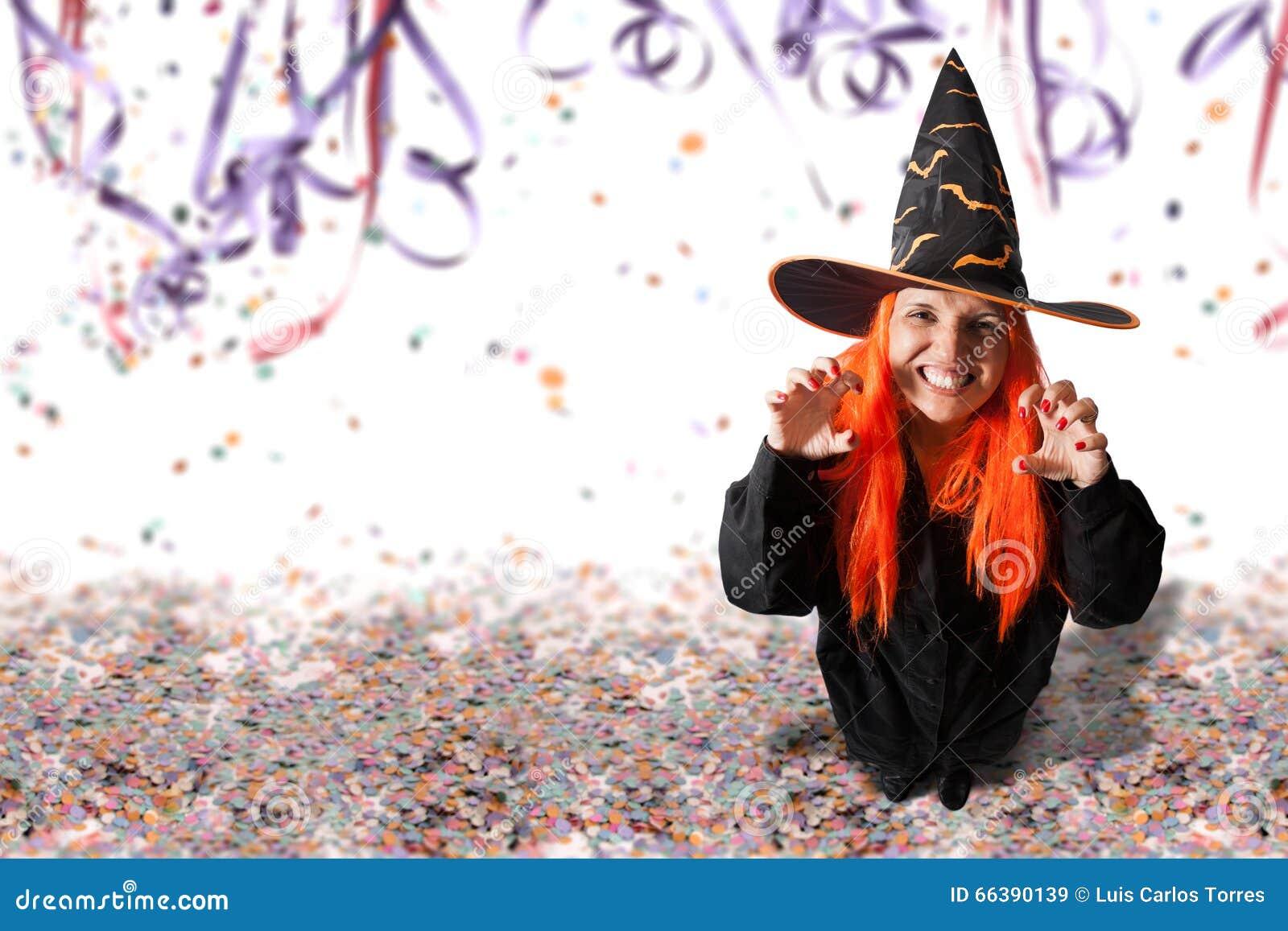 Carnaval ou Halloween
