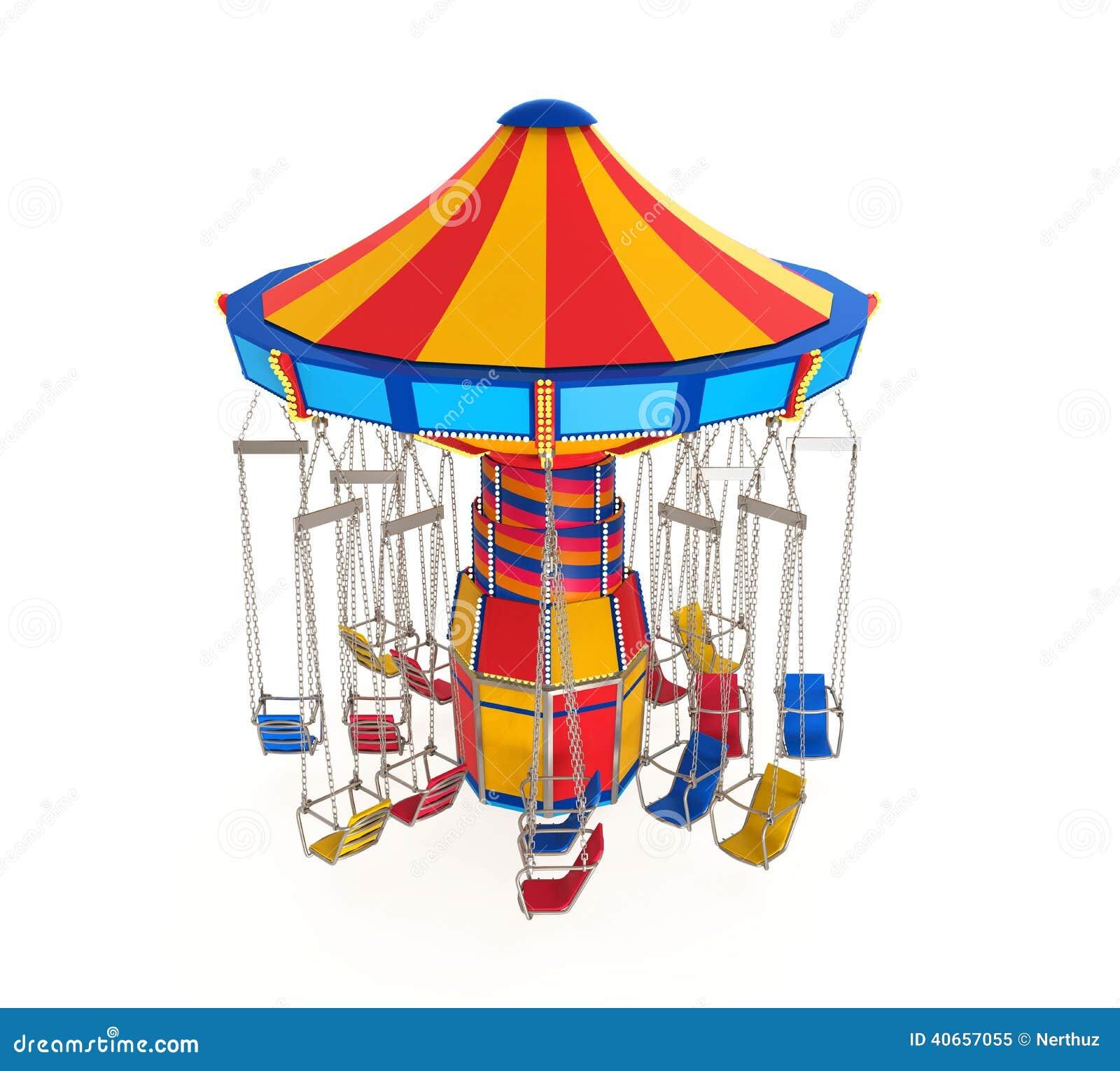 Carnaval-Schommelingsrit