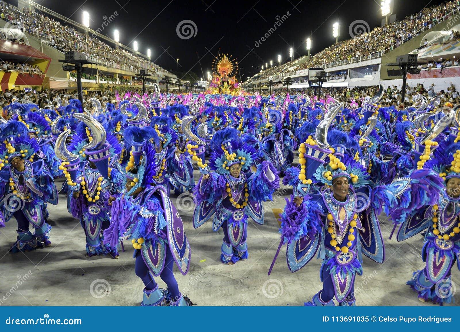 Carnaval 2018 - Unidos DE Padre Miguel