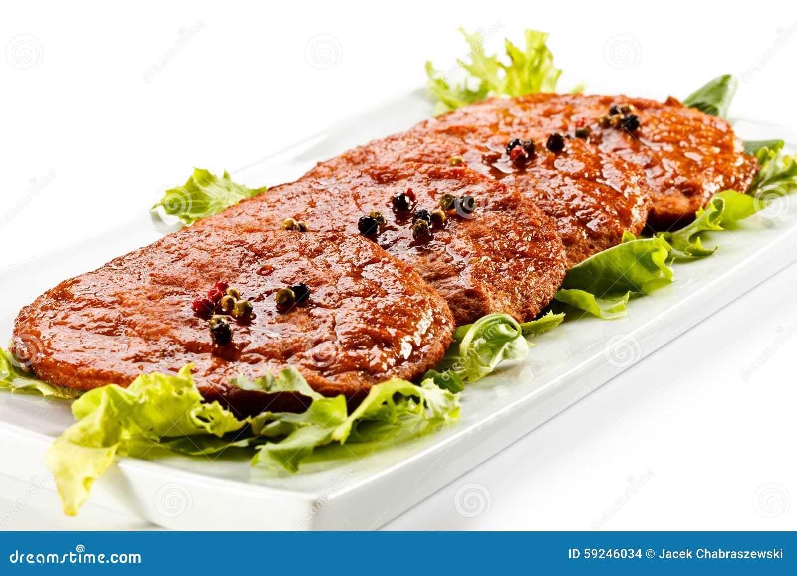 Carne asada a la parilla