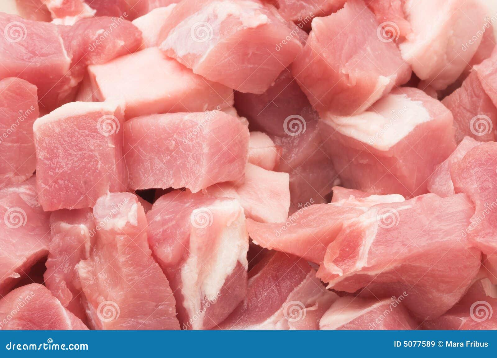 Carne De Cerdo Fresca Imágenes De Archivo Libres De