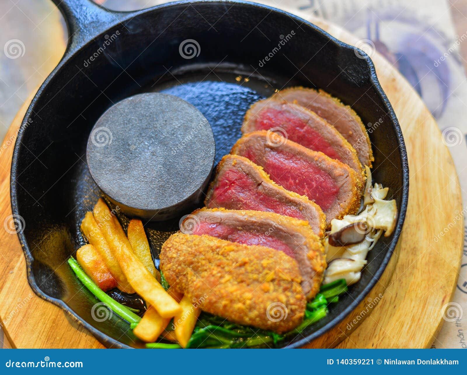 Carne de vaca ahumada tradicional del wagyu de la barbacoa