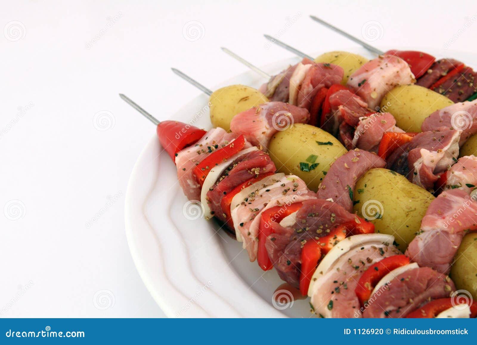 Carne De Vaca, Cordero, Y Kebabs - 275.8KB