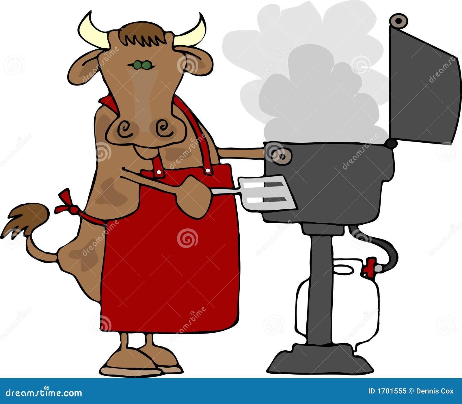 Carne de vaca del Bbq