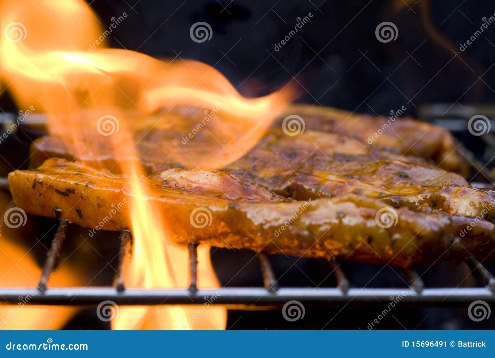 Carne del BBQ