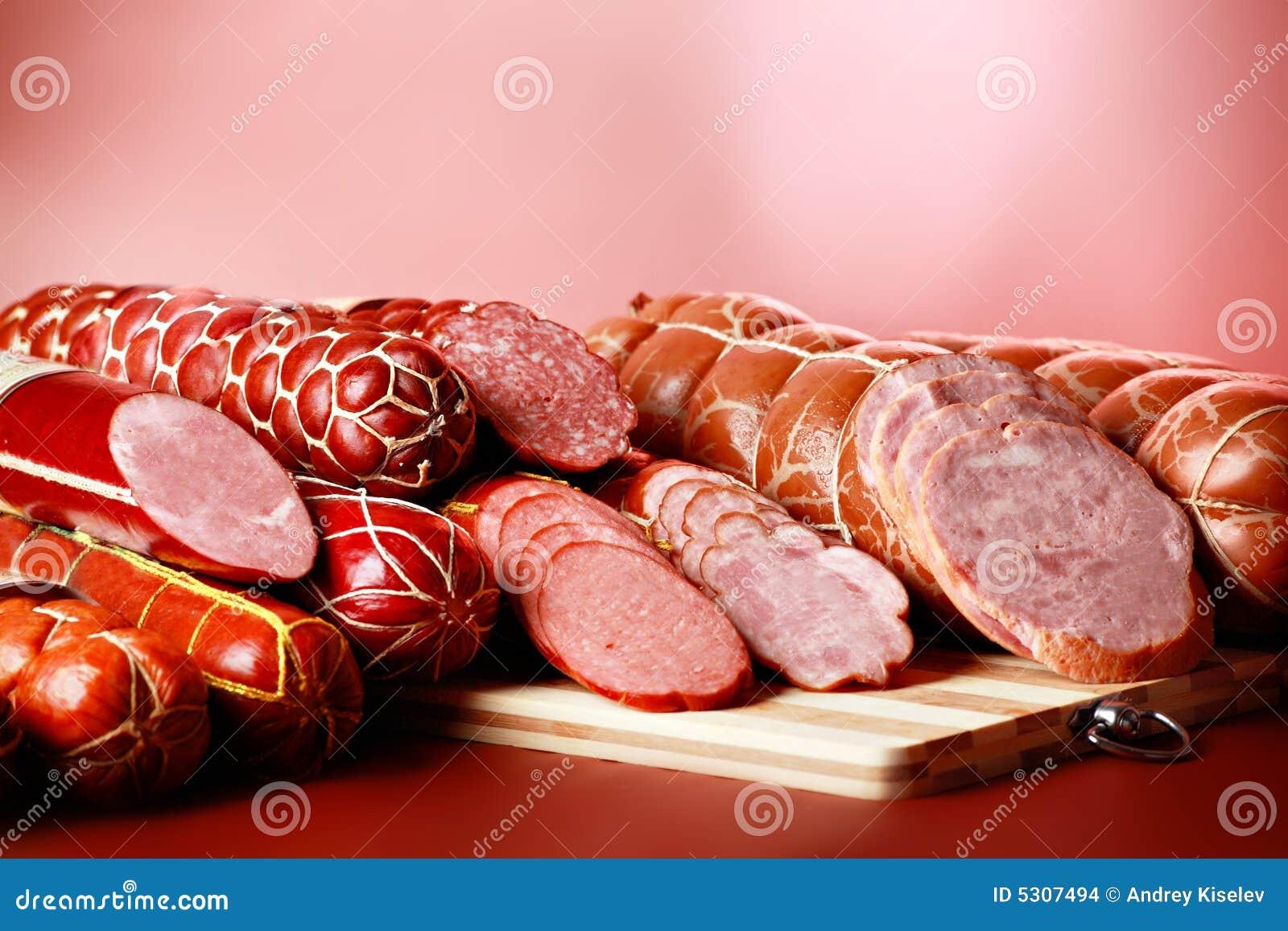 Download Carne di appetito fotografia stock. Immagine di intagli - 5307494