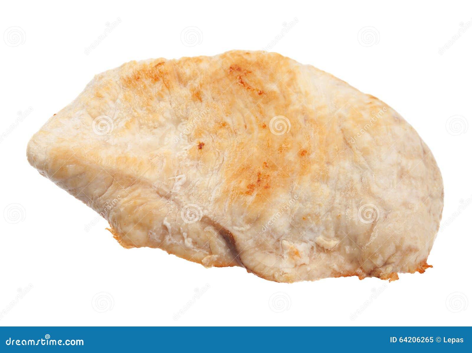 Carne frita pollo del prendedero