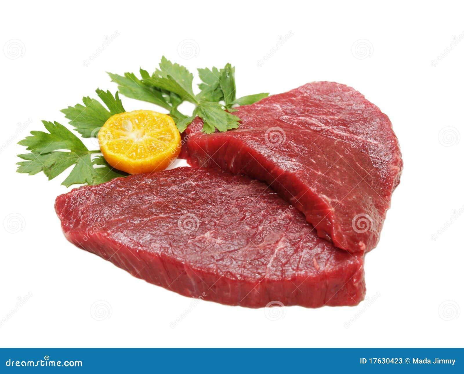Carne grezza
