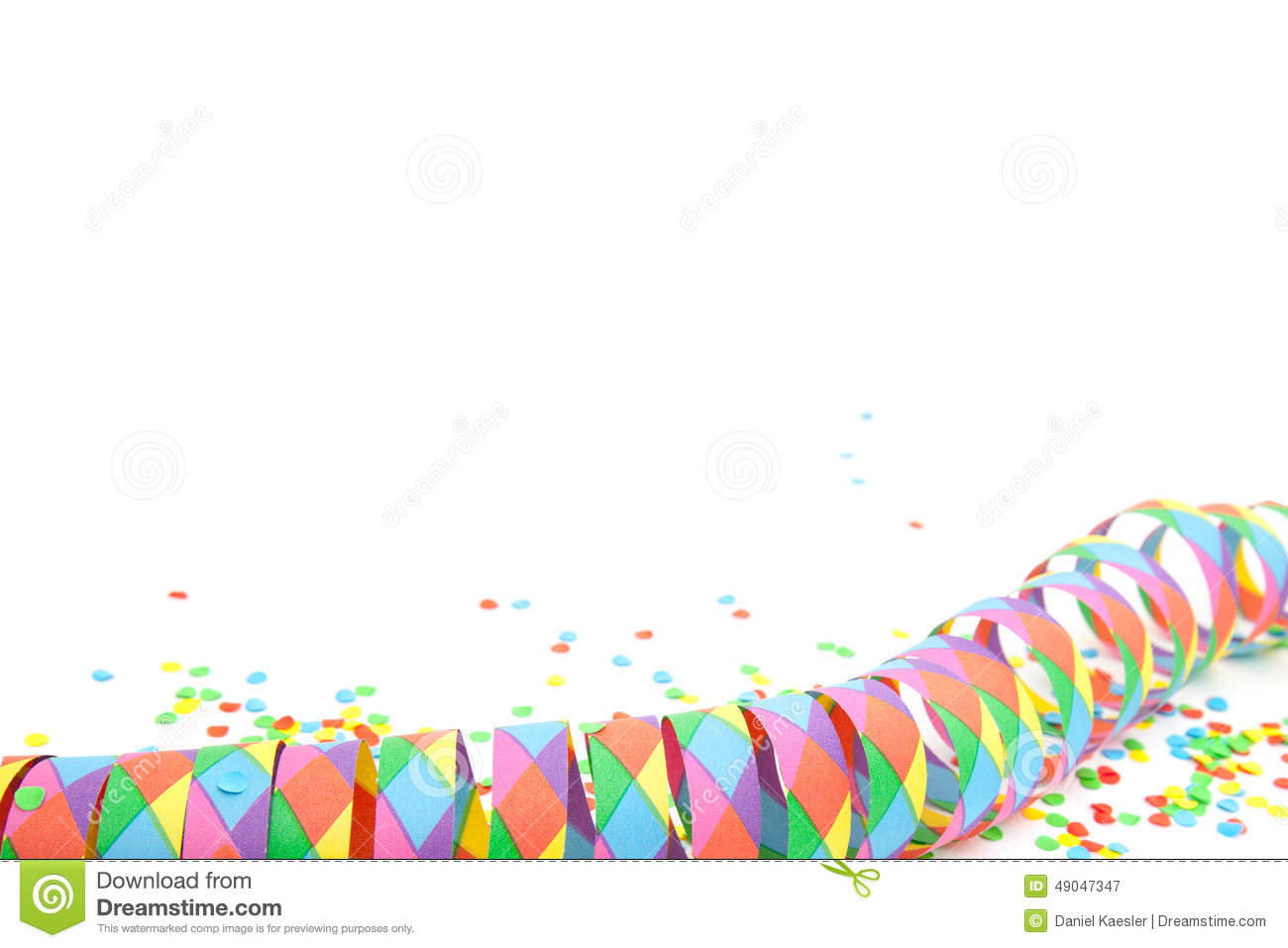 carnival background template stock image image of birtdhay