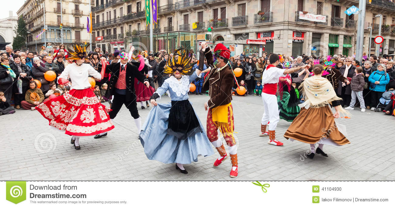 Carnival balls to the popular culture and traditional for Artiste peintre catalan