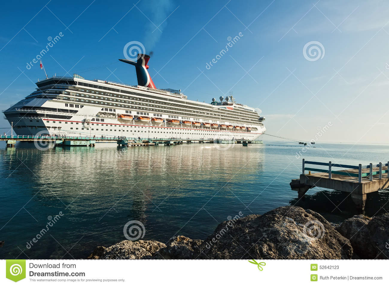 Carnival Freedom Editorial Stock Photo Image 52642123