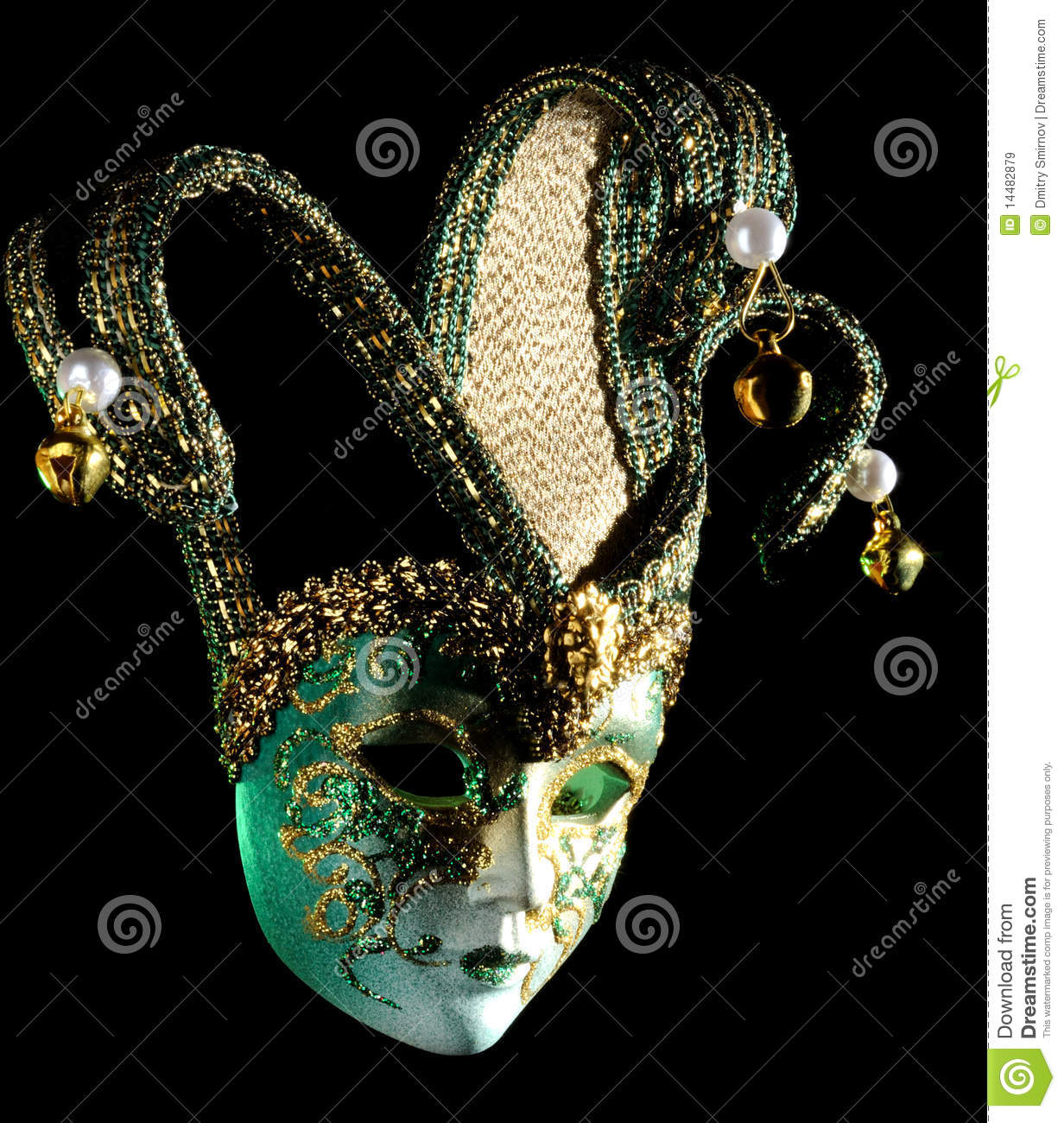 Carnival Mask Royalty Free Stock Images - Image: 14482879