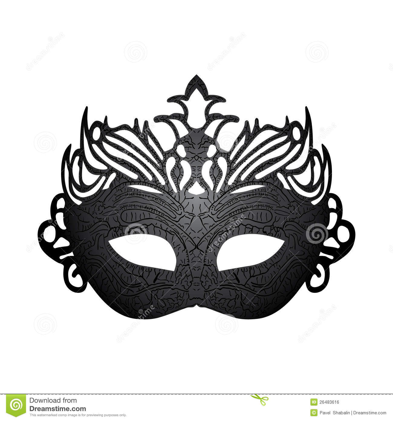 Carnival Mask Royalty Free Stock Image - Image: 26483616