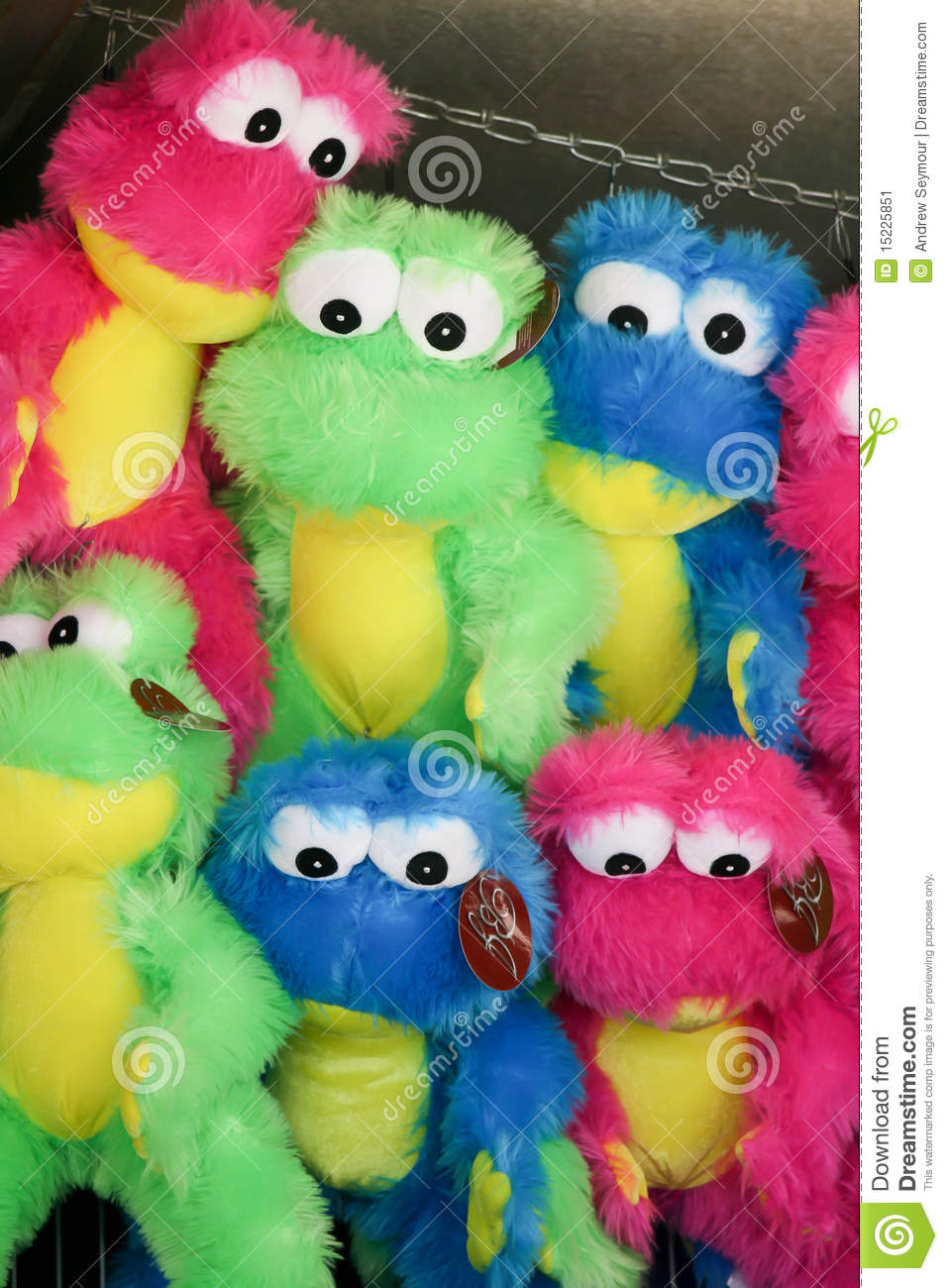 Carnival Prize Stock Image Image Of Dolls Entertainment 15225851