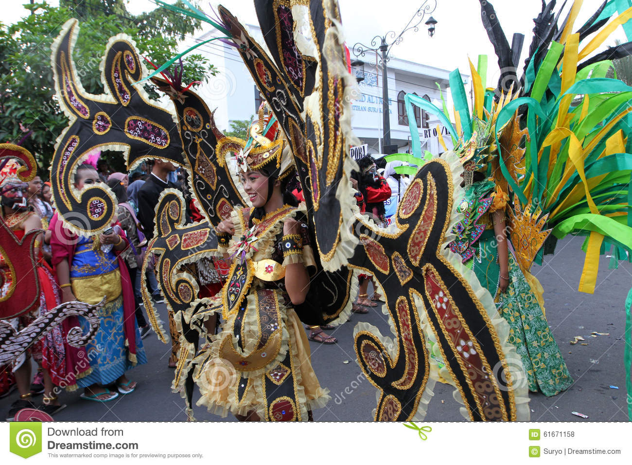 Carnival Editorial Stock Photo  Image: 61671158