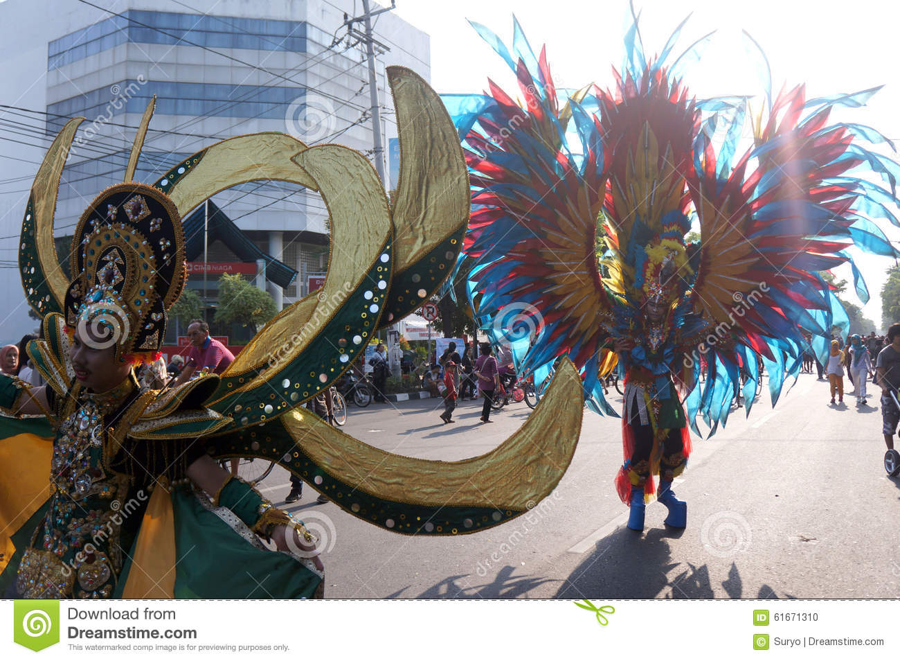 Carnival Editorial Image  Image: 61671310