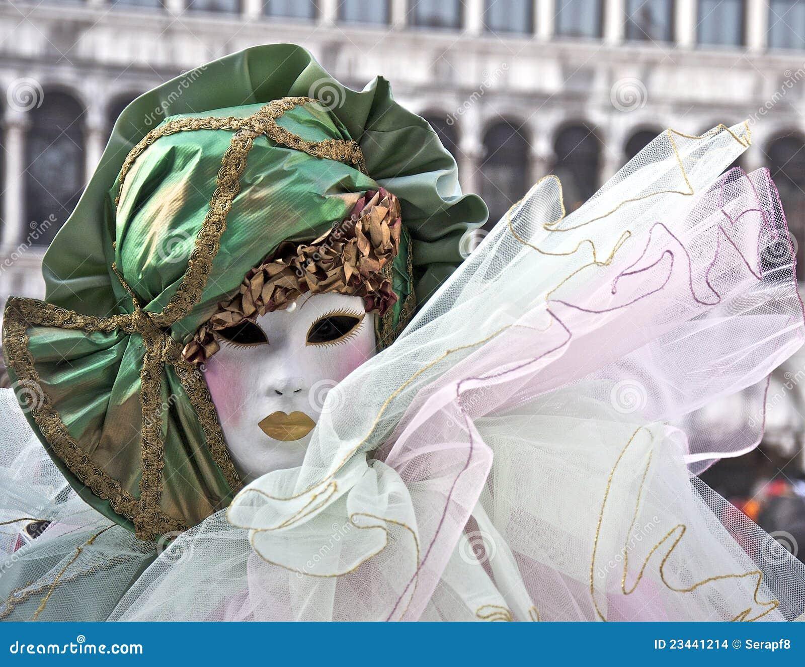 Carnival Venice, Mask