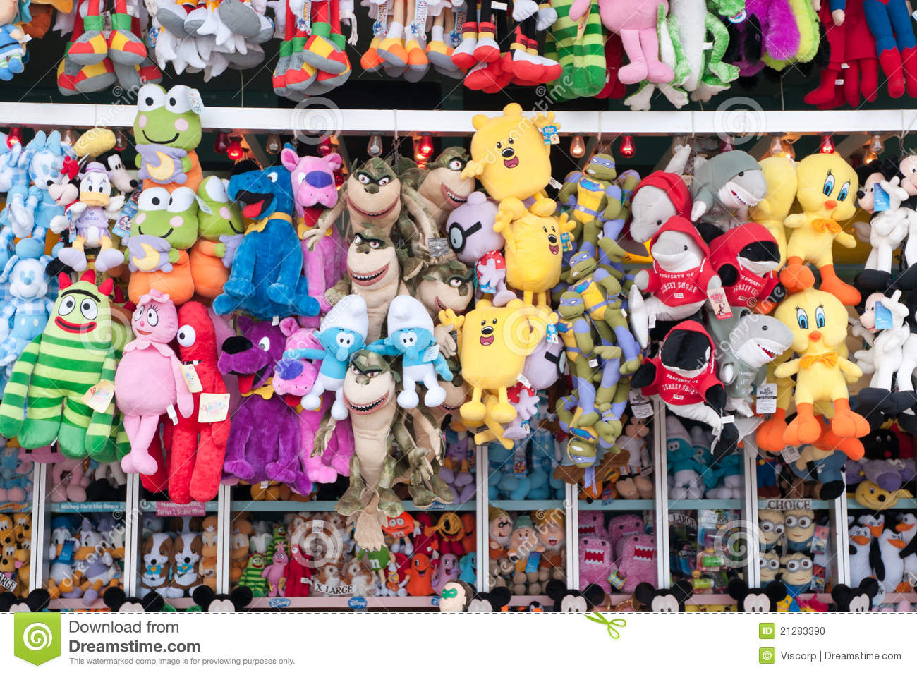 Carny Booth Stuffed Animals Editorial Image - Image of ... Stinky Feet Game