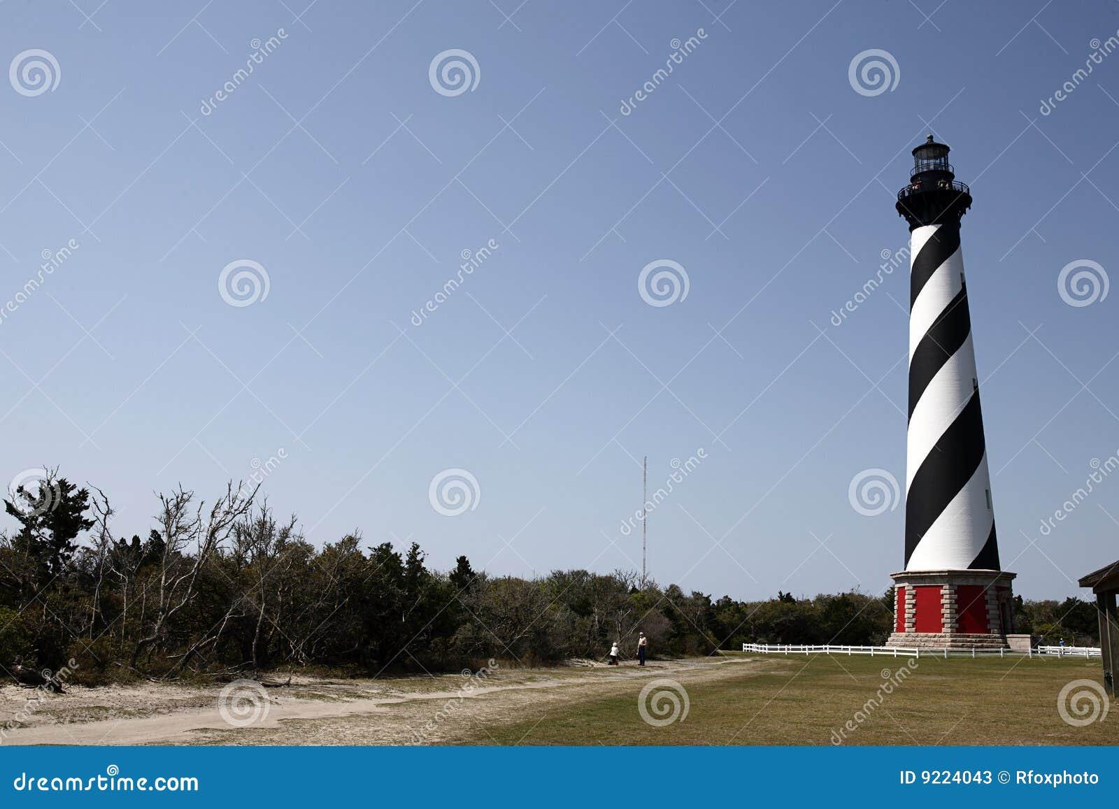 Carolina latarni morskiej północ