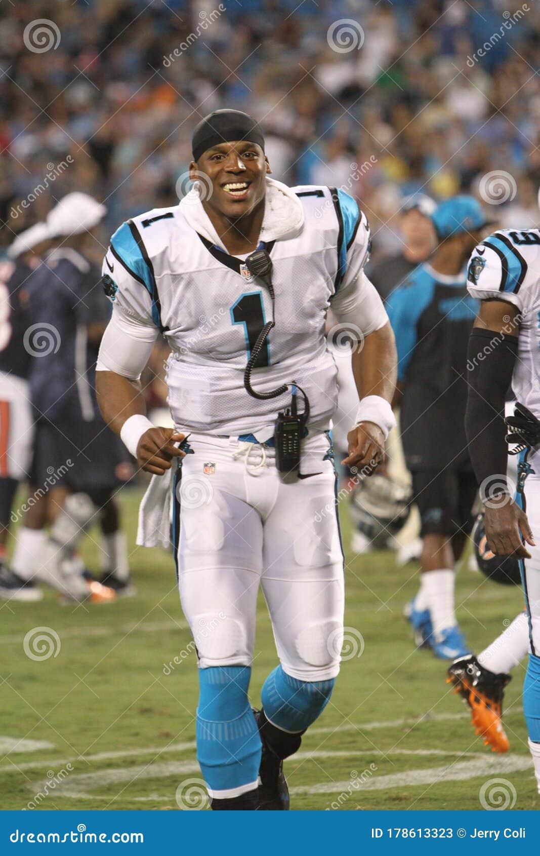 Cam Newton editorial stock photo. Image of quarterback