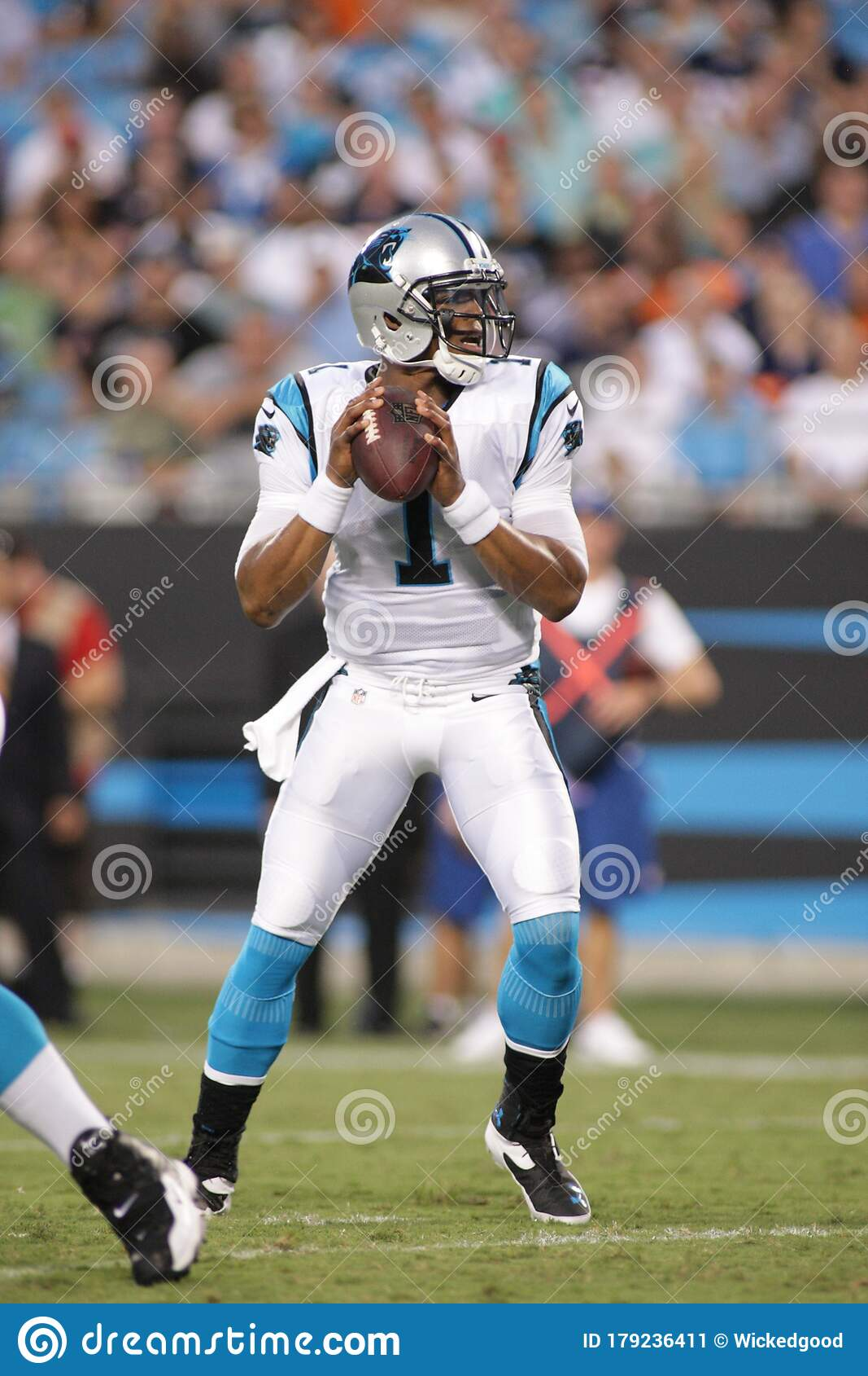 Cam Newton Carolina Panthers Editorial Photo - Image of