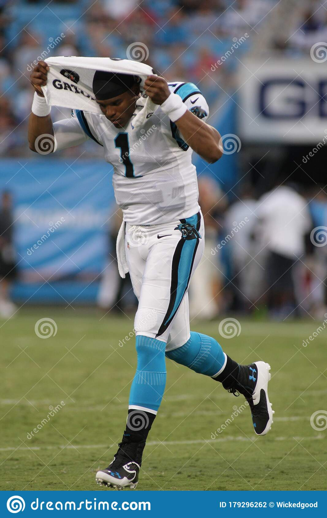 Cam Newton editorial photo. Image of quarterback, newton