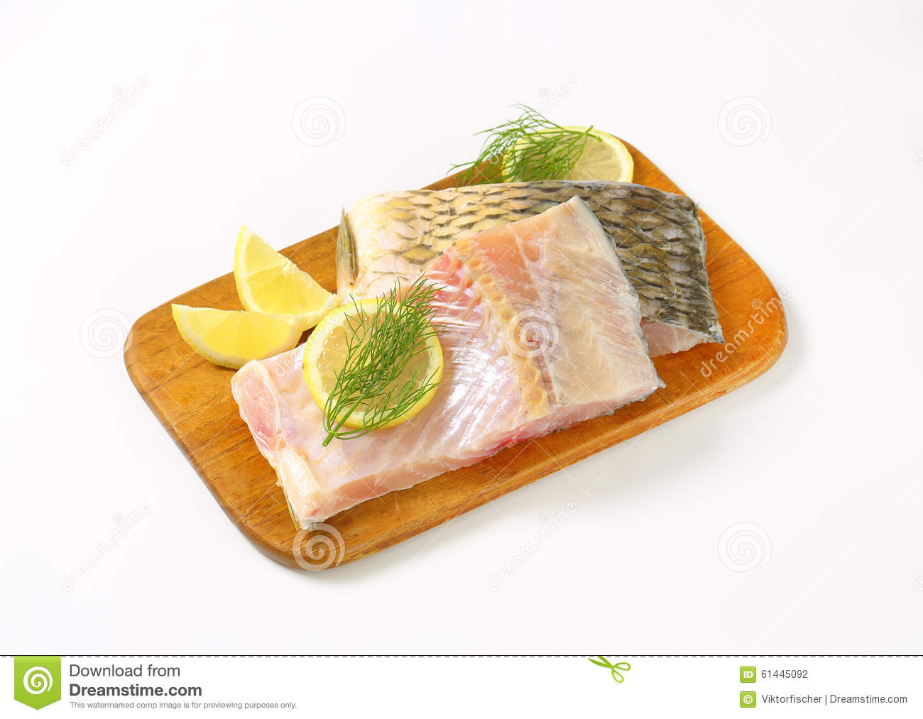 how to cook carp fillets