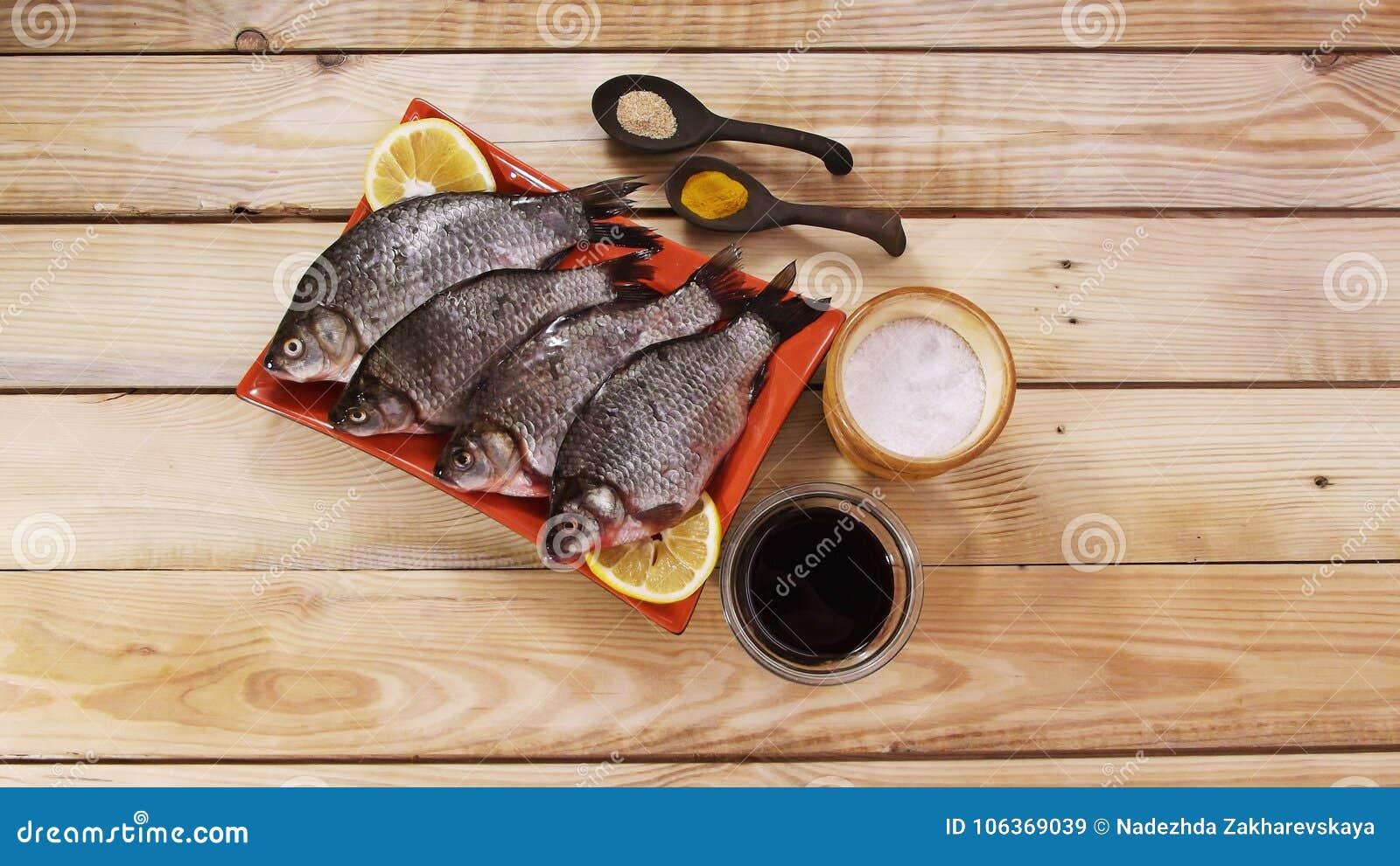 Carpa de los pescados