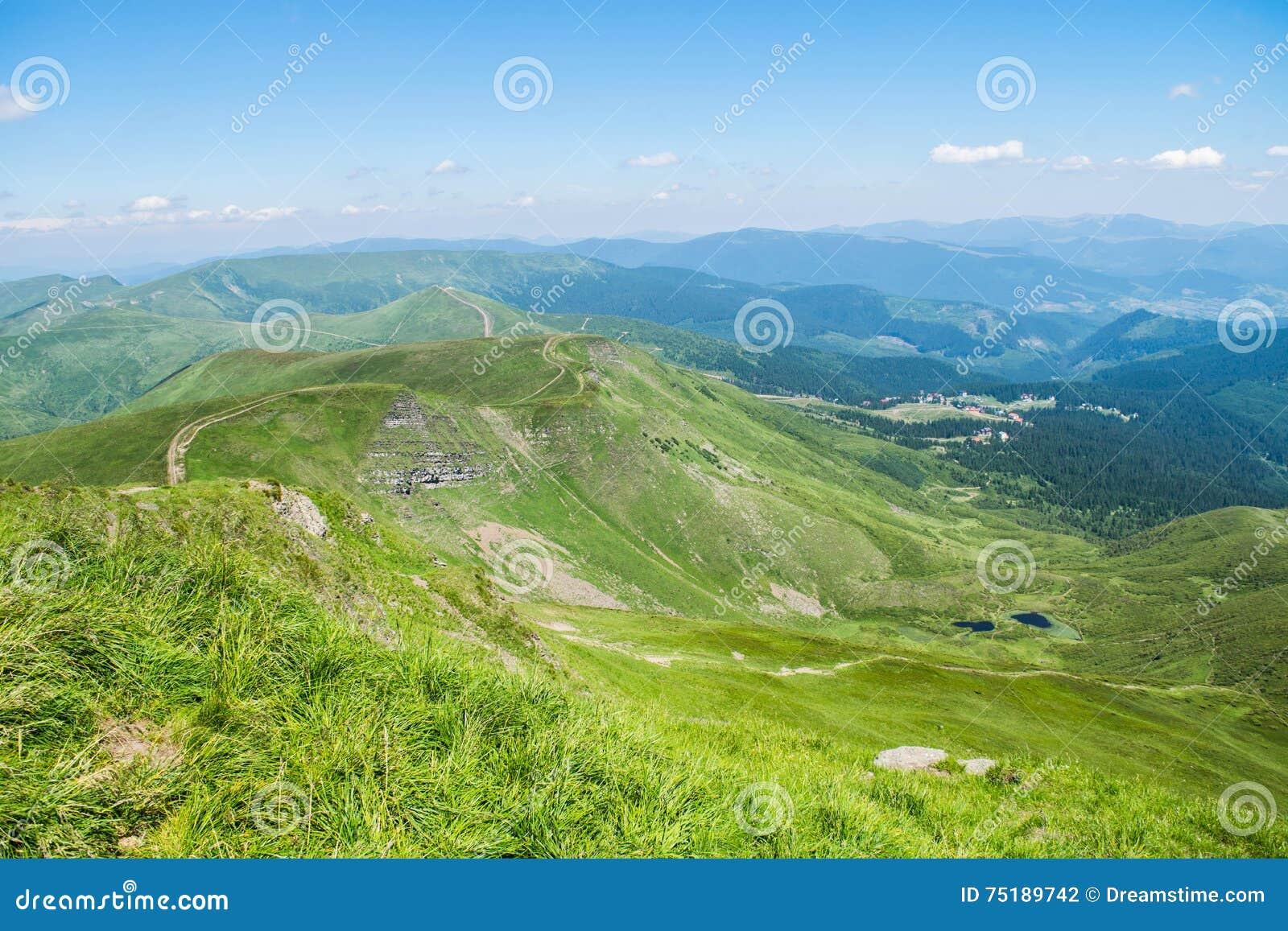 Carpathians berg